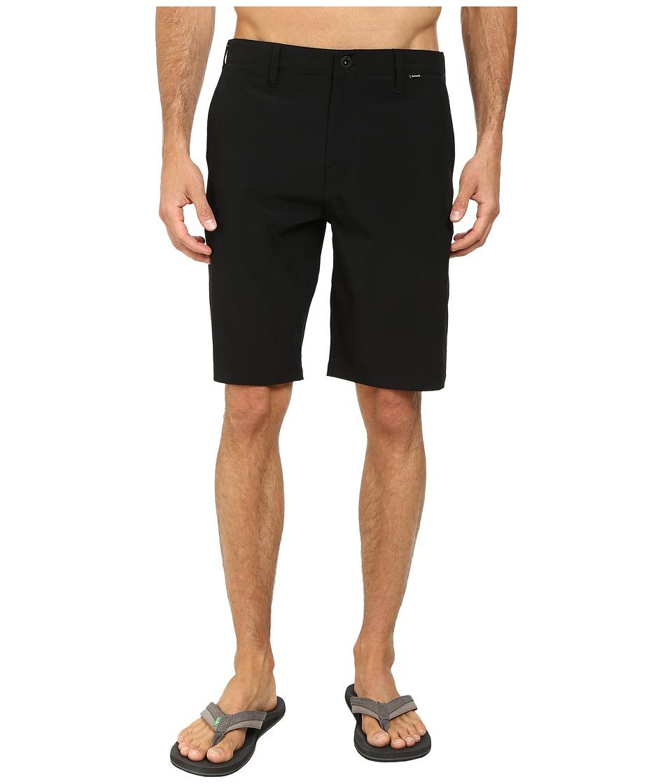 Hurley Phantom Boardwalk Short (Black) Men