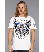 Affliction - Vibration S/S Crew Neck With Taping