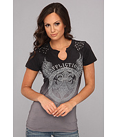 Affliction - Temple Of Doom S/S Western Tee