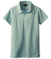 Oscar de la Renta Childrenswear - Stripe Jersey Polo (Toddler/Little Kids/Big Kids)