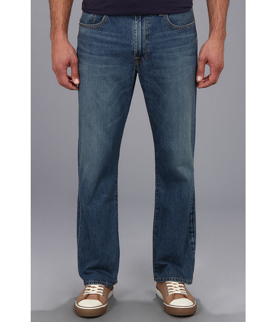 Lucky Brand 181 Relaxed Straight in Delwood S (Delwood) Men