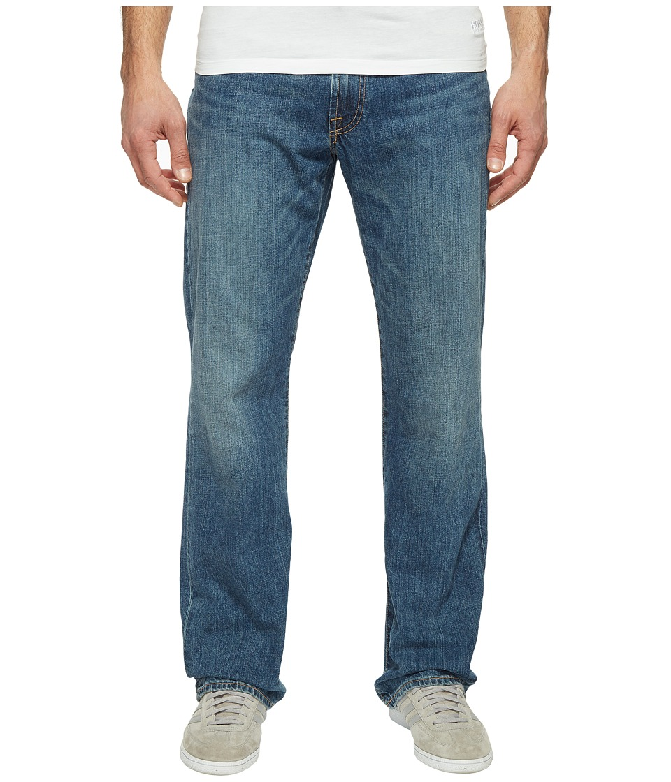 Lucky Brand 181 Relaxed Straight in Delwood R (Delwood) Men