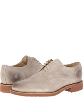 Frye Jim Oxford Grey Brown White