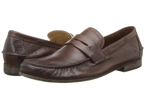 Frye Lewis Leather Penny