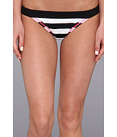 Juicy Couture - Promenade Stripe Block Banded Flirt Bottom