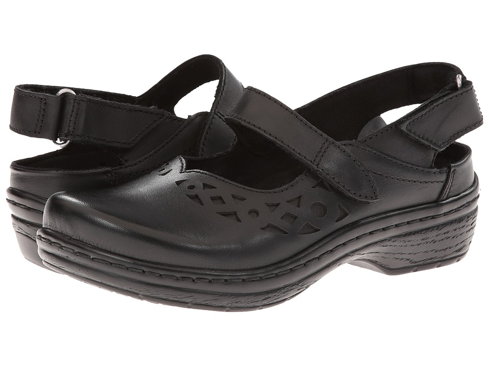 Klogs - Forest Smooth (Black Smooth) Women's Maryjane Shoes