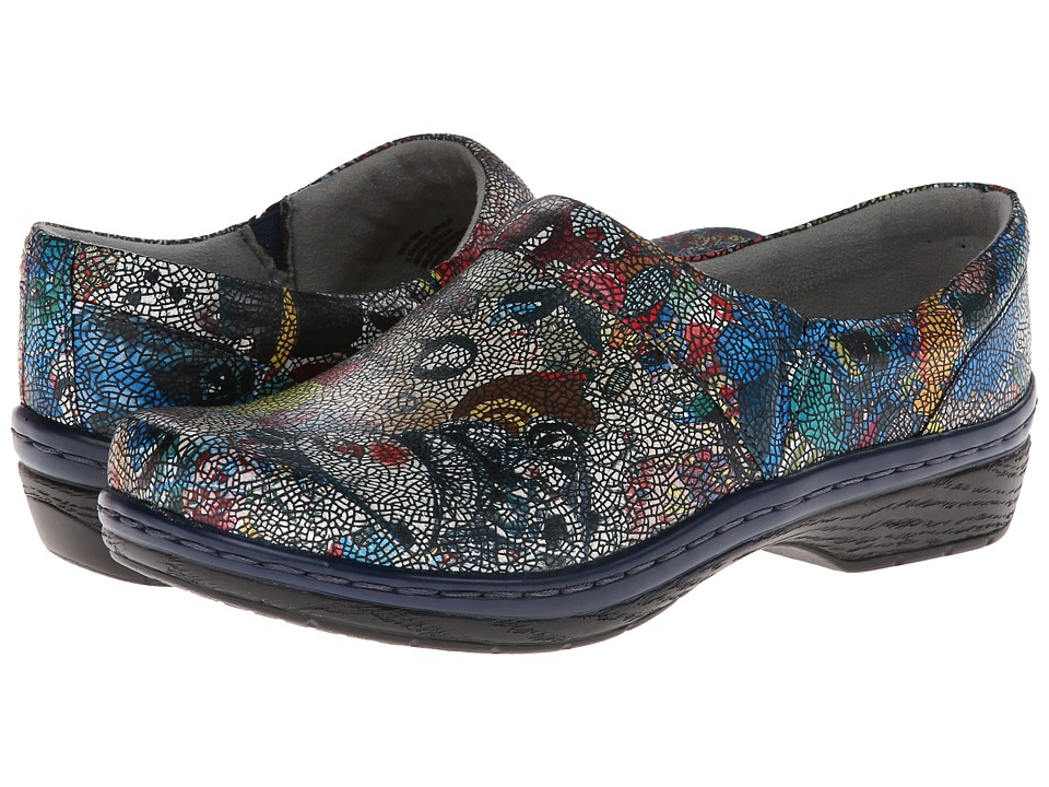 Klogs - Mission (Pop Mosaic) Women's Clog Shoes