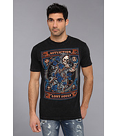 Affliction - Black Night S/S Crew Neck Tee