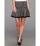 Juicy Couture - Flounce Skirt w/ Stripes