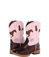 Roper Kids - Bling Chunk Boots w/ Horses (Toddler)