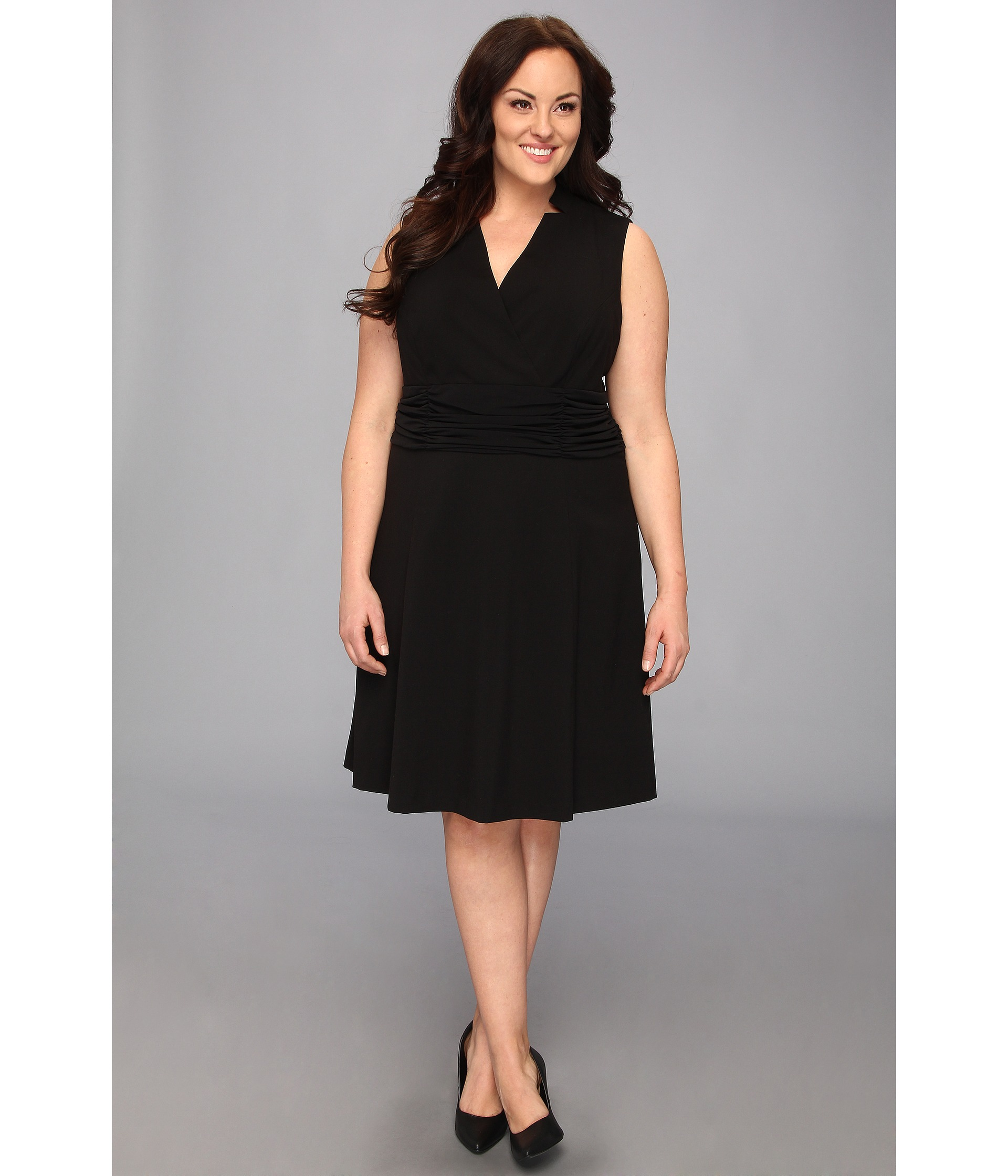 plus size attire sears