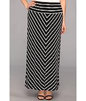 Calvin Klein Plus - Plus Size Stripe Maxi Skirt
