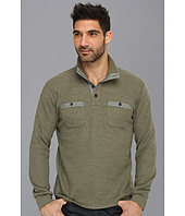 Lucky Brand - French Rib Mock Neck