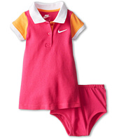 Nike Kids - Color Blocked Dress Set W/ Knit Bottom (Infant)