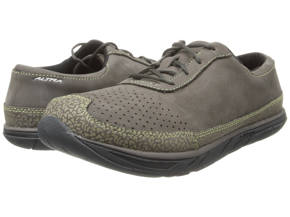 Altra Footwear Intuition Everyday Gray Womens Running Shoes