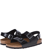 Birkenstock - Milano - Leather Soft Footbed (Unisex)