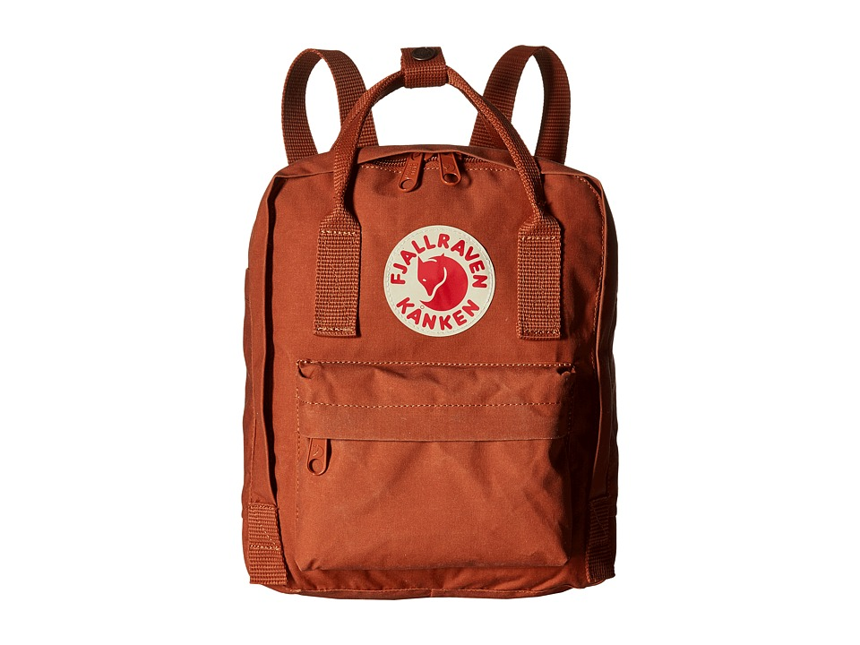 Fjallraven - Kanken Mini (Brick) Backpack Bags