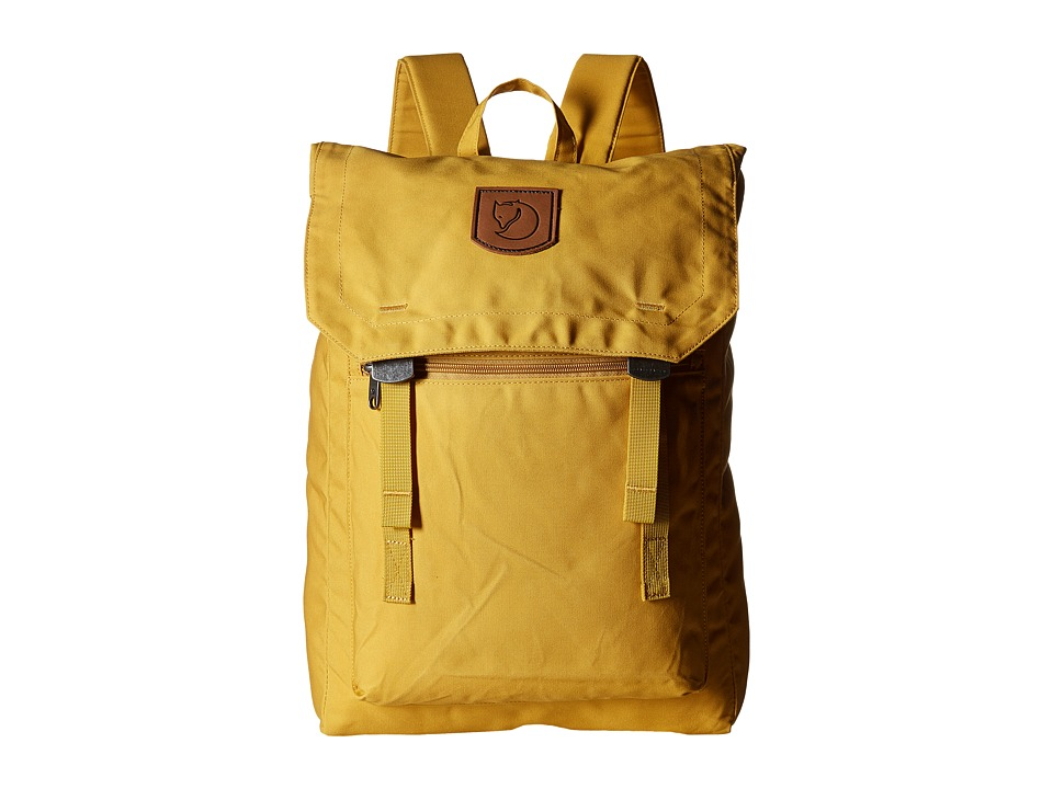 Fj llr ven - Foldsack No. 1 (Ochre) Backpack Bags
