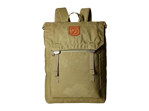 Fjällräven Foldsack No. 1 - Green