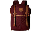 Fj llr ven Rucksack No. 21 Medium (Dark Garnet)