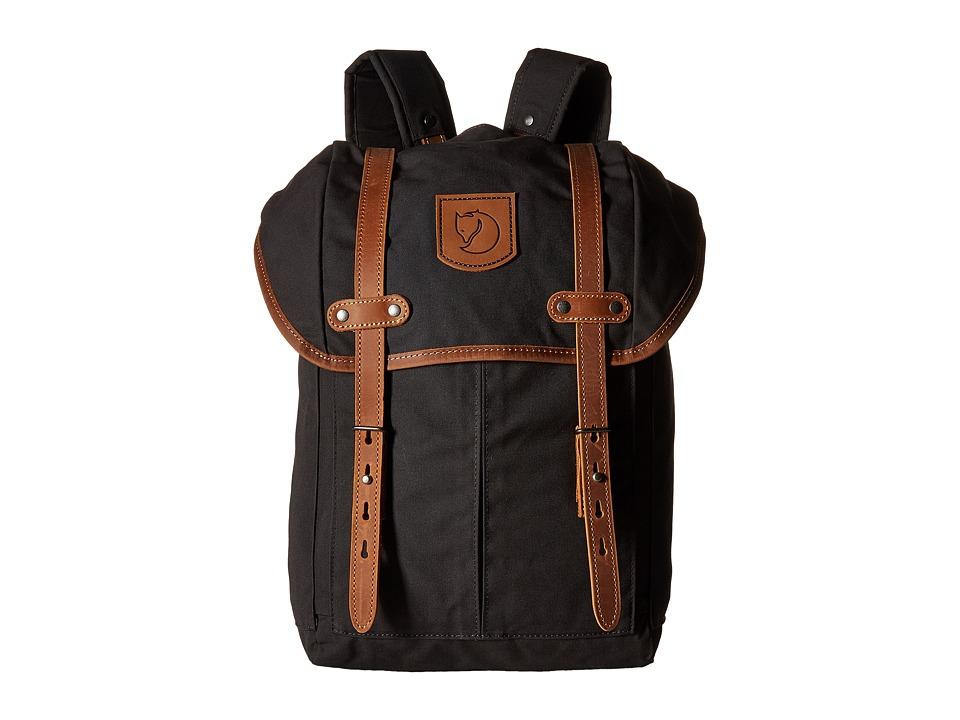 Fj llr ven Rucksack No. 21 Small Dark Grey Backpack Bags