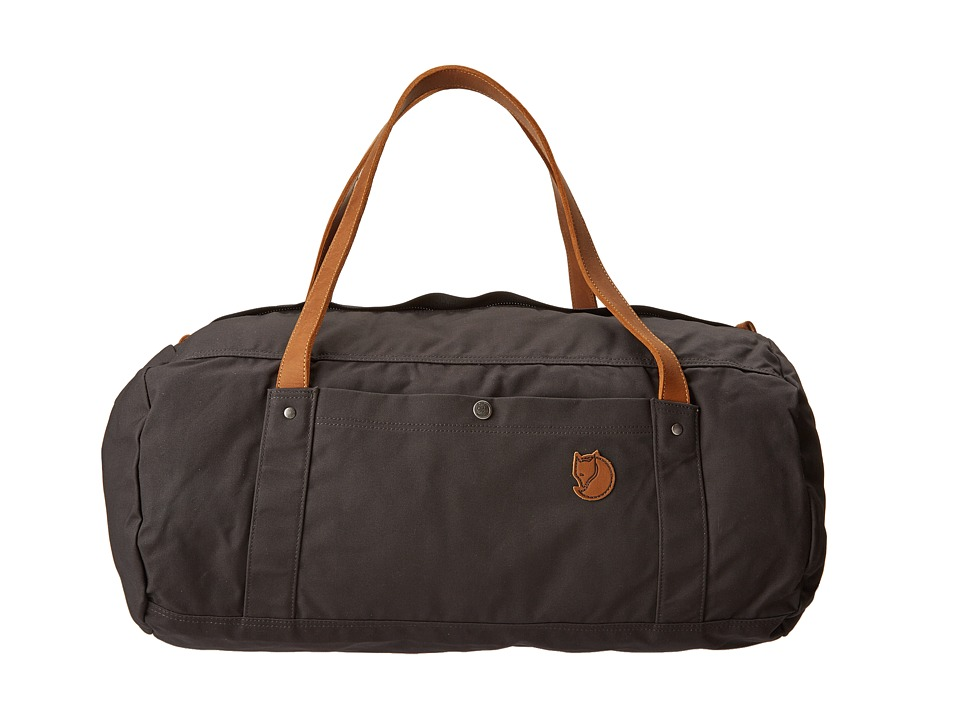 Fj llr ven - Duffel No. 4 Large (Dark Grey) Duffel Bags