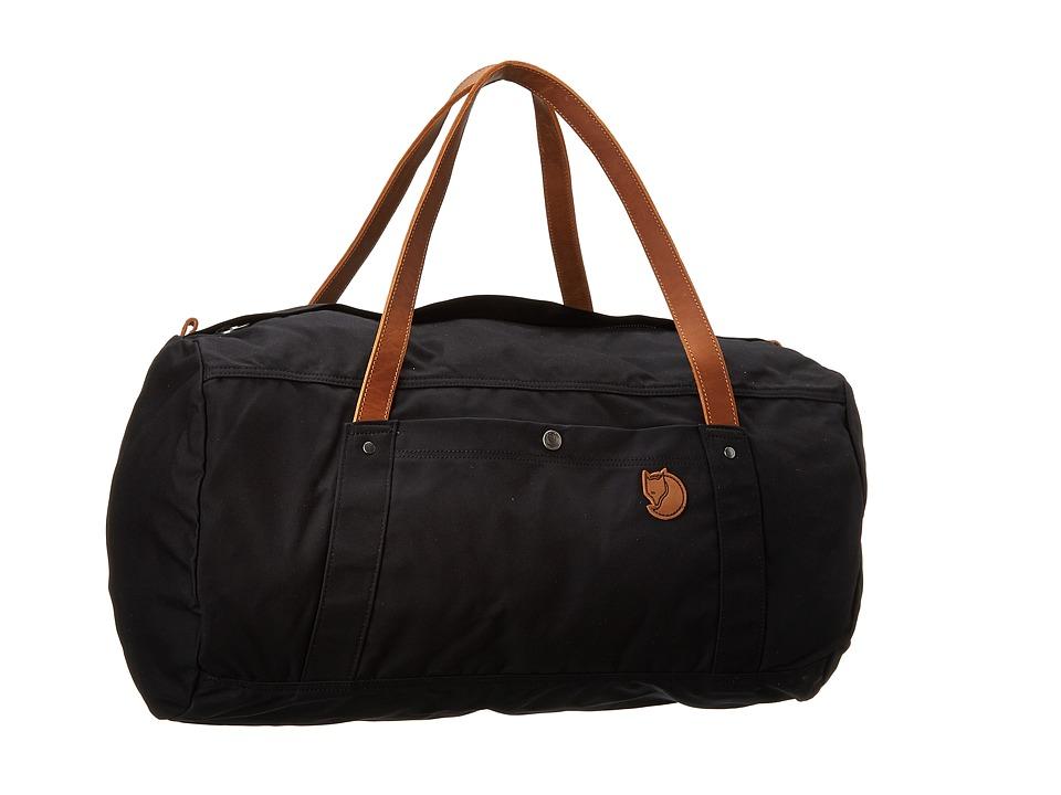 Fj llr ven - Duffel No. 4 Large (Black) Duffel Bags