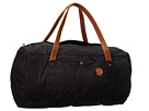 Fj llr ven Duffel No. 4 Large (Black)