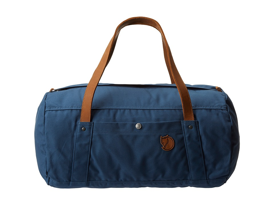 Fjallraven Duffel No. 4 Large (Navy) Duffel Bags