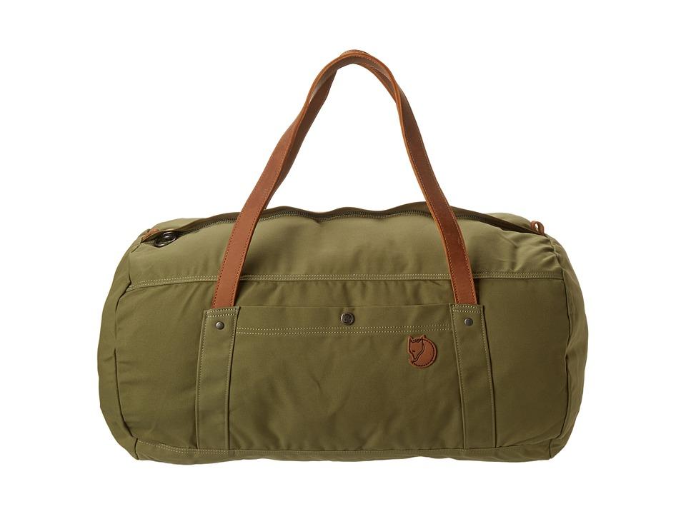 Fj llr ven - Duffel No. 4 Large (Green) Duffel Bags