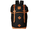 Fj llr ven Rucksack No. 21 Large (Black)