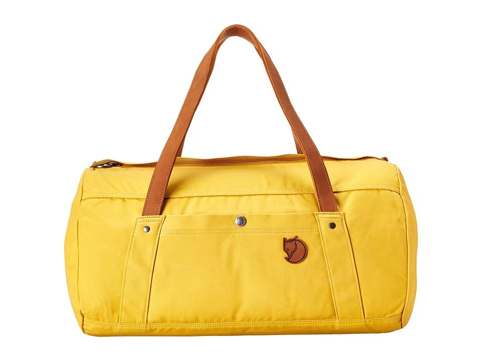 Fj llr ven - Duffel No. 4 (Ochre) Duffel Bags