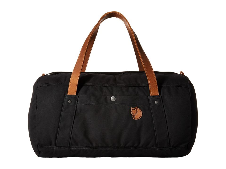 Fj llr ven - Duffel No. 4 (Black) Duffel Bags