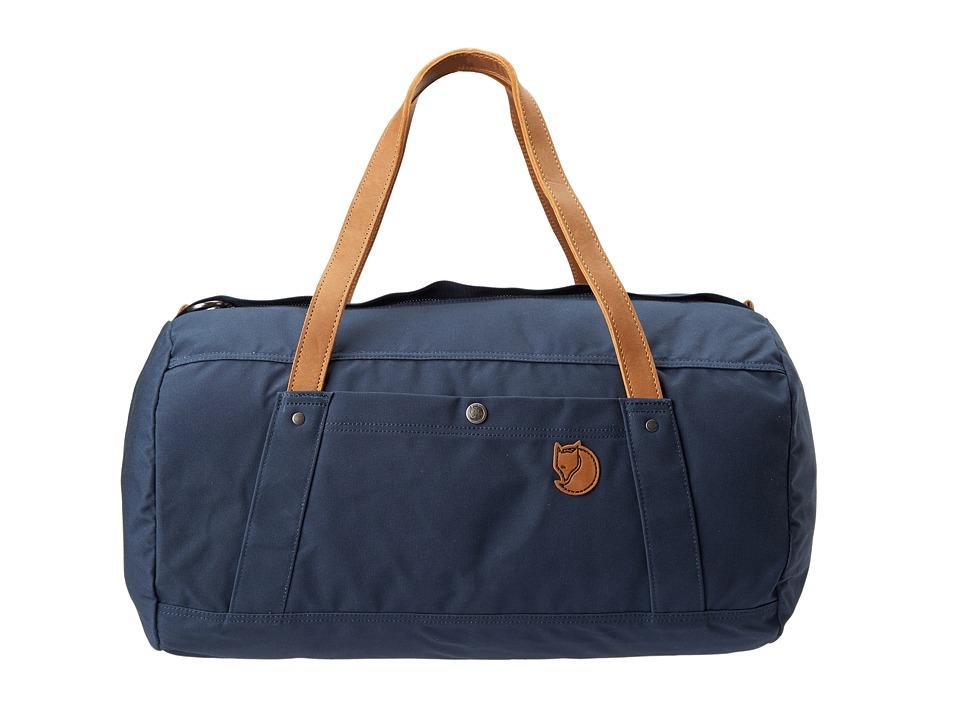 Fj llr ven - Duffel No. 4 (Navy) Duffel Bags