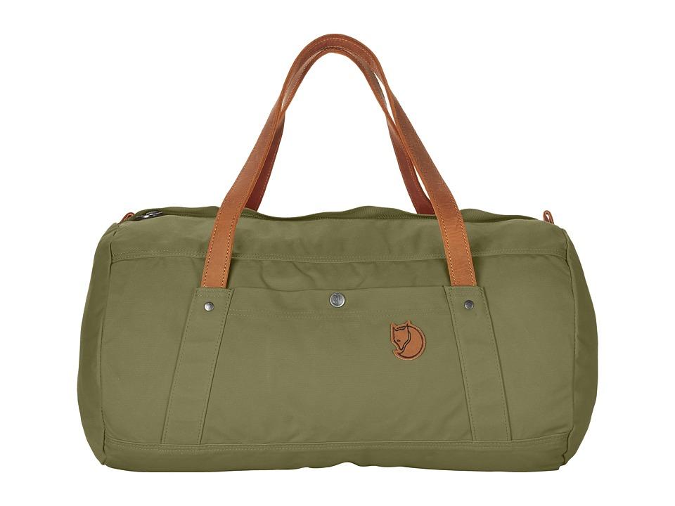 Fj llr ven Duffel No. 4 (Green) Duffel Bags