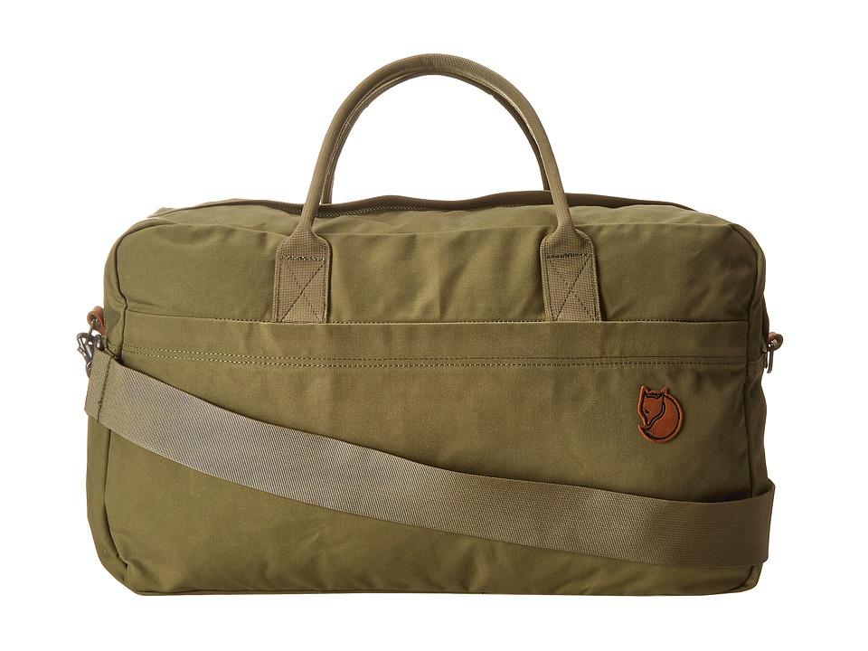 Fj llr ven - Gear Duffel (Green) Duffel Bags