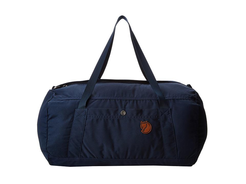 Fj llr ven - Duffel No. 5 (Navy) Duffel Bags