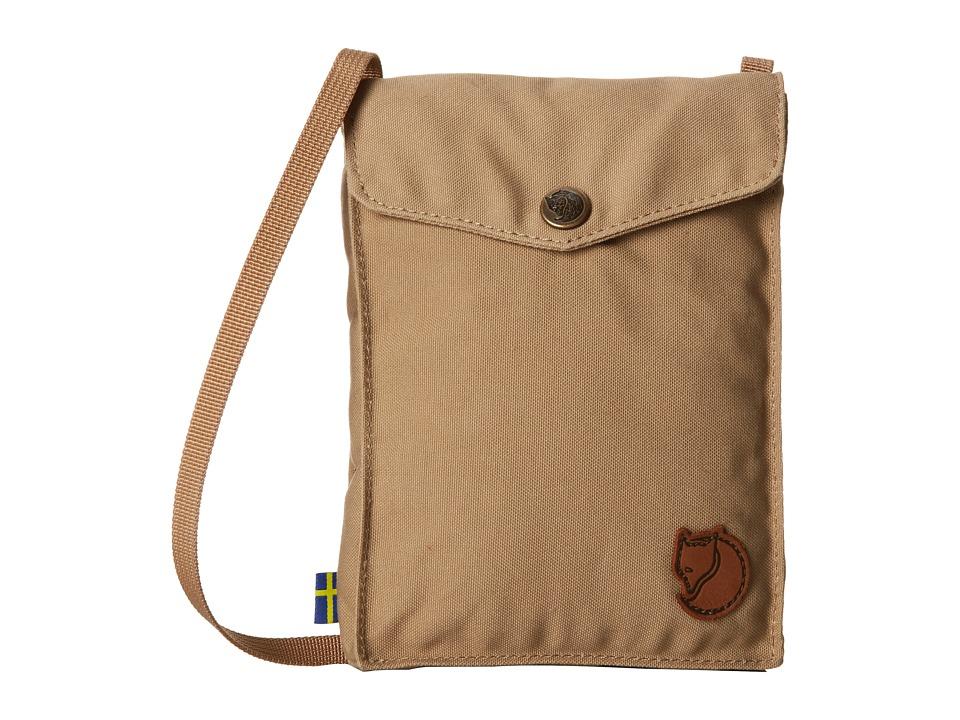 Fjallraven - Pocket (Sand) Backpack Bags