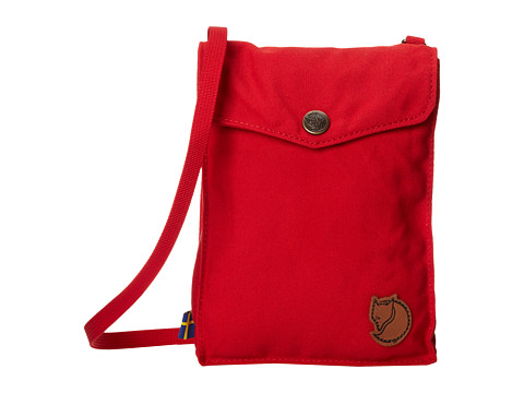 Fjällräven Pocket - Red