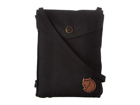 Fjällräven Pocket - Black