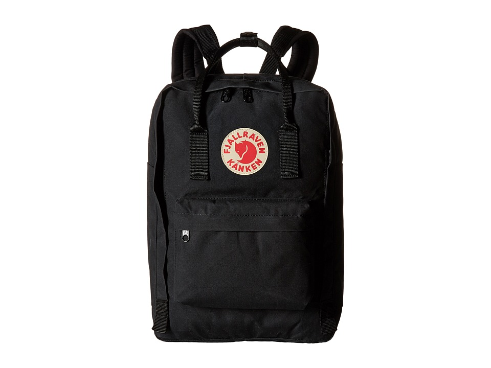 Fjäll Räven Kanken 15 (Black) Backpack Bags