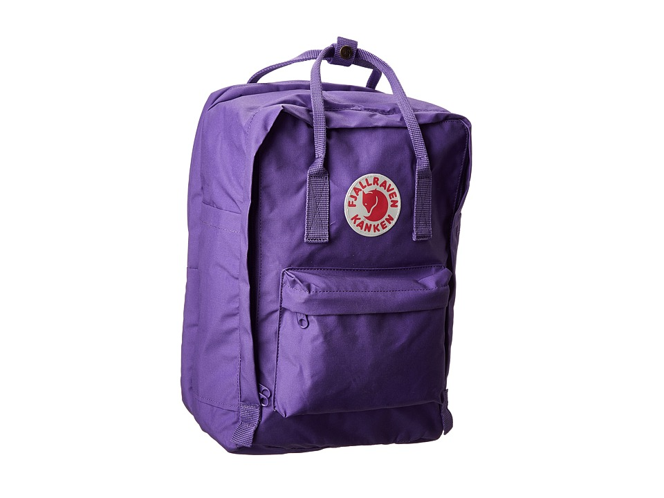 Fj llr ven - K nken 15 (Purple) Backpack Bags