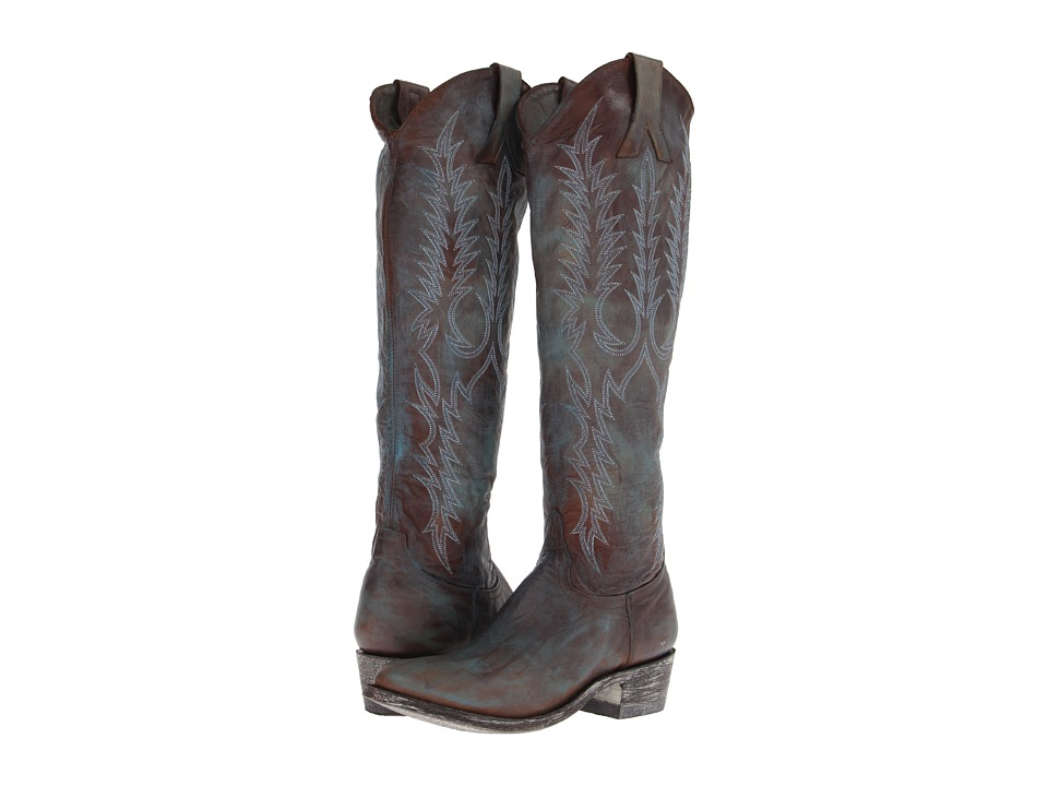 Old Gringo - Mayra (Brass 2) Cowboy Boots