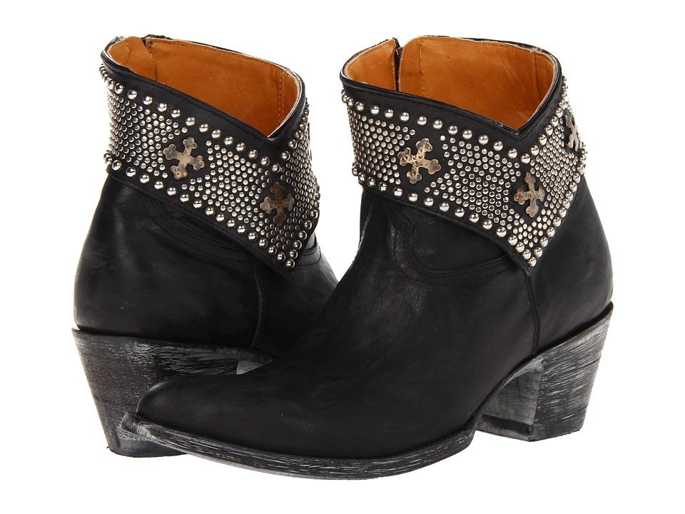 Old Gringo Clovis (Black) Cowboy Boots