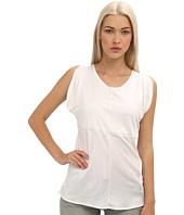 Armani Jeans - Silk Cap Sleeve Blouse