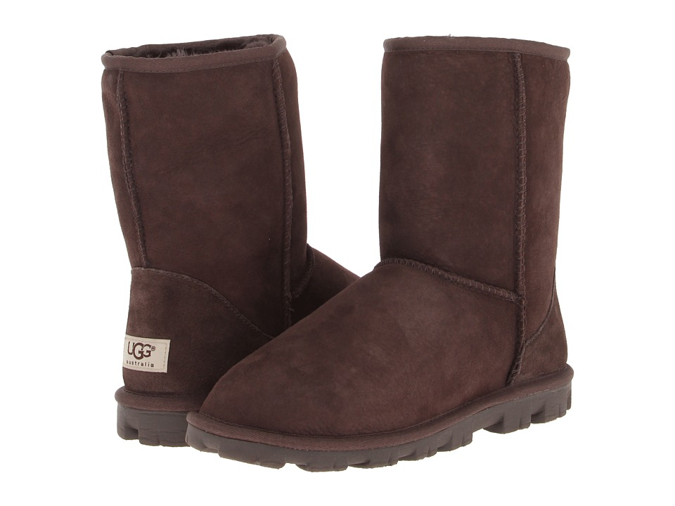 UGG Essential Short (Chocolate) Women
