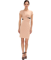 Armani Jeans - Jersey Wrap Dress With Belt
