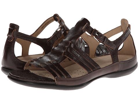 ECCO - Flash Huarache Sandal (Coffee) - Footwear