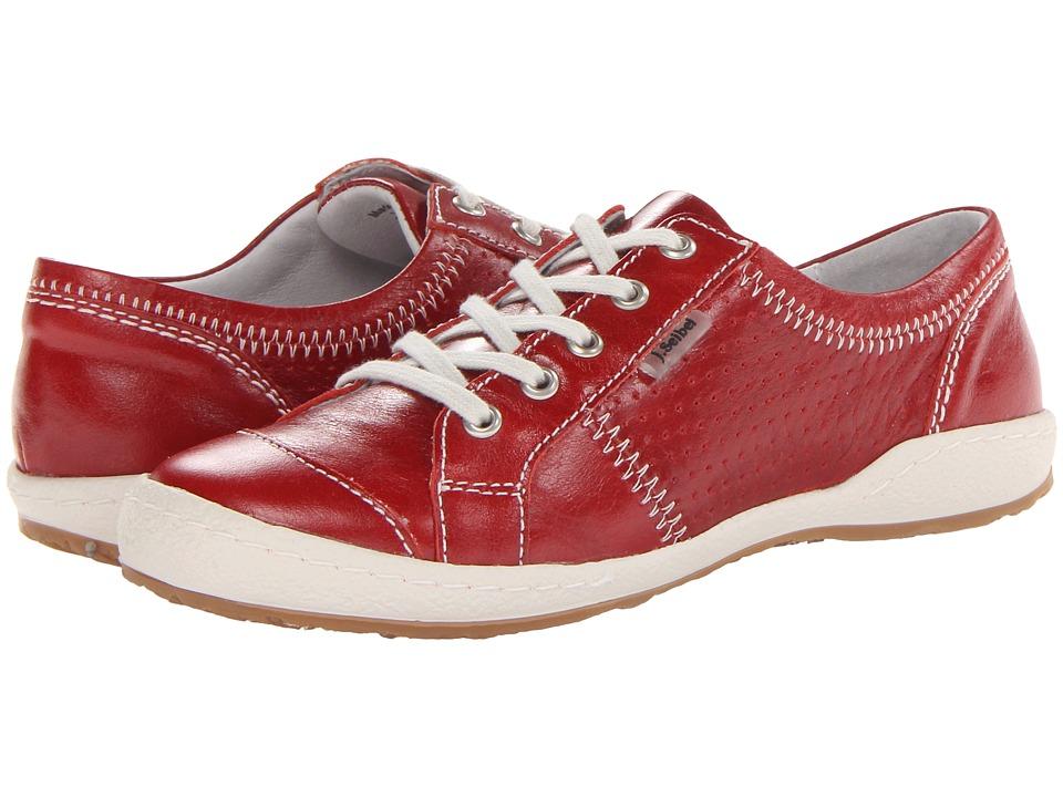 Josef Seibel Caspian (Red S14) Women's Shoes