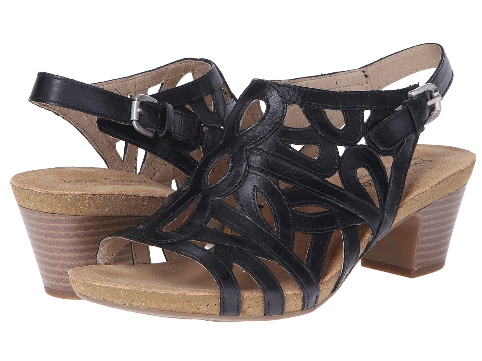 Josef Seibel - Ruth 03 (Black) Women's Dress Sandals